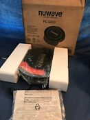 Nuwave Precision Induction 1500w Portable Cooktop Pic Gold Model 30211 Nib