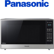 Panasonic Nn Sn975s 2 2 Cu Ft Stainless Steel Microwave Oven