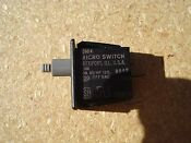 Usedthermador Oven On Off Switch 14 39 281 415564