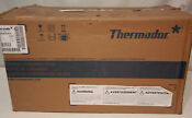 Thermador Hddb36ws 36 Inch Masterpiece Drawer Chimney Wall Hood With 600 Cfm