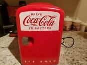 Coca Cola Mini Can Fridge