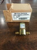 Bosch Thermador Gas Range Cooktop Solenoid Valve New Part Free Shipping D 2