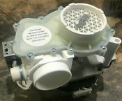 Wd26x10013 Ge Dishwasher Motor With Pump Part 26x10013 Wd19x10013