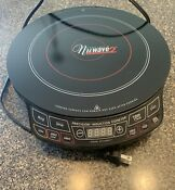 Hearthware Nuwave 2 Precision Induction Cooktop Model 30151aq Portable Rving