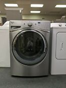 Whirlpool Wfw97hedu Washing Machine Diamond Steel