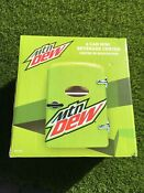 Mountain Dew Drink 6 Can Mini Fridge Portable Car Home Outlet Cords Free Ship