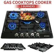 Top 27 5 Burner Gas Cooktop Stainless Steel Ng Lpg Conversion Cook Top Stove