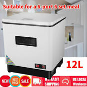 Countertop Dishwasher White Portable Compact Energy Star Apartment Dishwasher Us