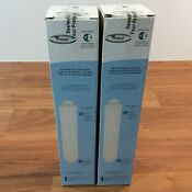 Lot Of 2 Whirlpool Ice Maker Filters Whkf Imto In Line Cartridges Sealed