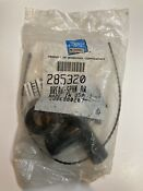 Whirlpool 285320 Washer Siphon Break Kit Genuine Oem Parts New Free Shipping