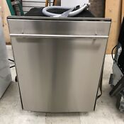 Asko 24 Built In Stainless Dishwasher D3531