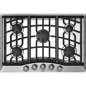 Viking 30 5 Burner Gas Cooktop Stainless Steel Rvgc33015bss