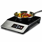 Changbert 1800w Portable Commercial Induction Cooktop Nsf Certified Pro Chef