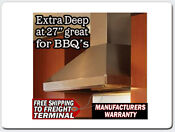 Vent A Hood Sepxh18242 Ss Stainless Ventilation Hood 600cfm 42 Inch W Warranty