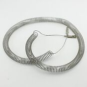 Frigidaire Dryer Restring Heater Coil Element Repair Electric Parts Replacement