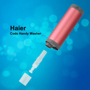 New Haier Mini Handy Washer Party Emergency Stain Removal Pocket Washing Machine