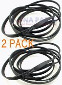 2 Pack W10136934 Dryer Belt For Whirlpool Maytag Also For Ap4371042 Ps2347849