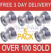 5 X Dryer Motor Pulley For Maytag Whirlpool Ap6011686 Ps11744884 3394341 Ra