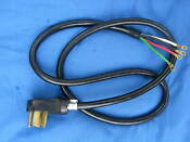 Clothes Dryer Replacement 4 Prong 300v Power Cord Appliances Dryer Parts