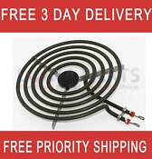 Ge Hotpoint Kenmore Range Cooktop Stove 8 Large Surface Burner Element Wb30x255