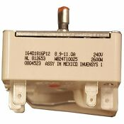 Ge Wb24t10025 Range Parts Accessories Electric Range Infinite Switch 8 Inch