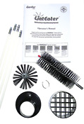 Rle202 Linteater 10 Piece Rotary Dryer Vent Cleaning System Brush Removal Kit