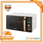 Tower 20l Digital Solo Microwave With 6 Power Levels 800w Rose Gold T24021w