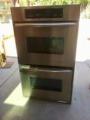 Kitchenaid Superba Stainless Steel Electric 30 Double Oven W Convection