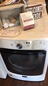 New Maytag Front Load Gas Dryer With Warranty Mgd3500ew
