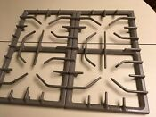 30 Inch Gas Cooktop Grates