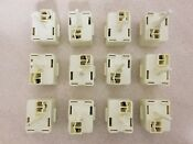 12 Pack Refrigerator Relay Overload For Whirlpool And Other Brands 2188830