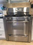 Frigidaire Gallery Stainless Steel Gas Range Fggf3685ss