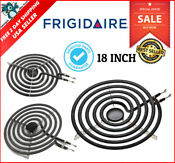 8 Hotpoint Electric Range Cooktop Stove Large Surface Burner Heating Element