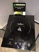 Pre Owned Senken Induction Stove Top Cooktop Single Marseille