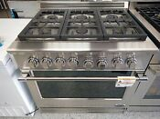 Dcs Rgv2366n 36 Stainless Steel Gas Range