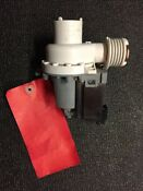 Frigidaire Washer Pump Assy Complete Part 137221600