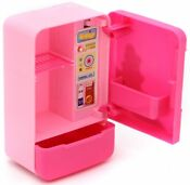 Mini Fridge Appliances Perfect Little Pink Refrigerator Appliance For 3 Of