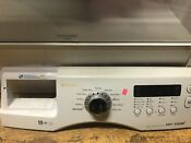 Samsung Washing Machine Console Control Panel Only Dc64 02217a White