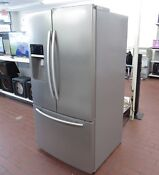 Samsung Rfg297hdpn 28 5 Cu Ft French Door Refrigerator Local Pick Up