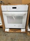 Ge Profile Pk7000dfww 27 Electric Single Wall Oven Convection