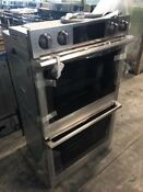30 Samsung Nv51k7770ds Double Wall Oven Stainless Steel