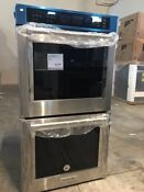 27 Kitchenaid Kode507ess Double Wall Oven Stainless Steel