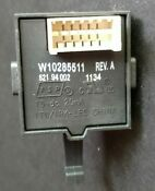 Whirlpool Kenmore Maytag Washer Cycle Switch W10285511 With Knob