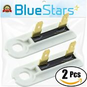 3392519 Dryer Thermal Fuse Replacement Part By Blue Stars Exact Fit For