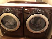 Whirlpool Duet Steam Washer And Dryer Set