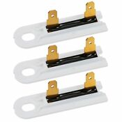 Bbto 3392519 Dryer Thermal Fuse Thermofuse Replacement Part Fit For Whirlpool