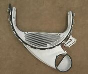 Ge Dryer Trap Duct Assembly We01x23877 With Lint Filter We03x23881