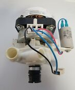 Genuine Dishwasher Motor Part 5304483454