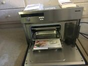 Used Miele Steam Oven Dg155