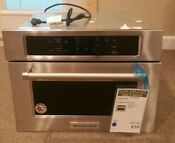 Kmbs104ess Kichenaid 24 Built In Microwave Oven